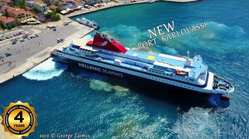 New Port Karlovassi