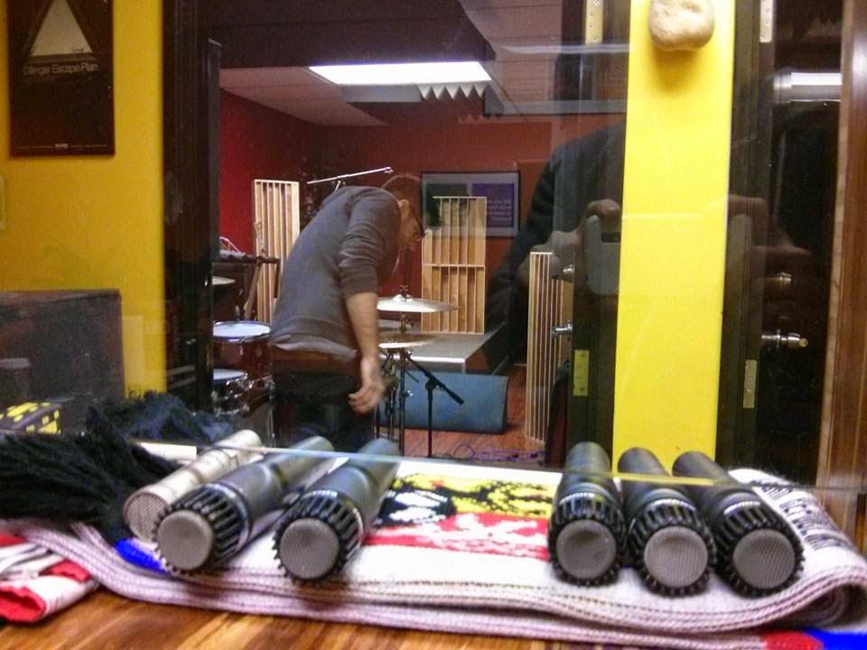 sound diffuser, epicverb, epicverb acoustic solutions, pete casellini, sm57, shure sm57, shure sm58, sm58, sm 57, sm 58, drums, gretsch usa custom, gretsch usa, pete casellini, matt murphy, steven fies