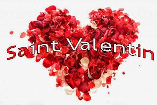 Tops Sms et Textos d'amour Saint Valentin 2015 Poeme st valentin 2015
