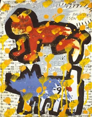 Brooklyn Museum Planning Keith Haring Exhibit