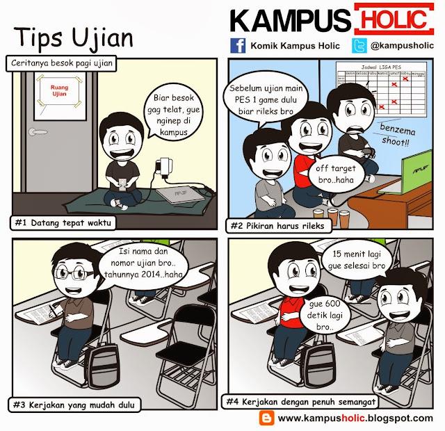 #385 Tips Ujian
