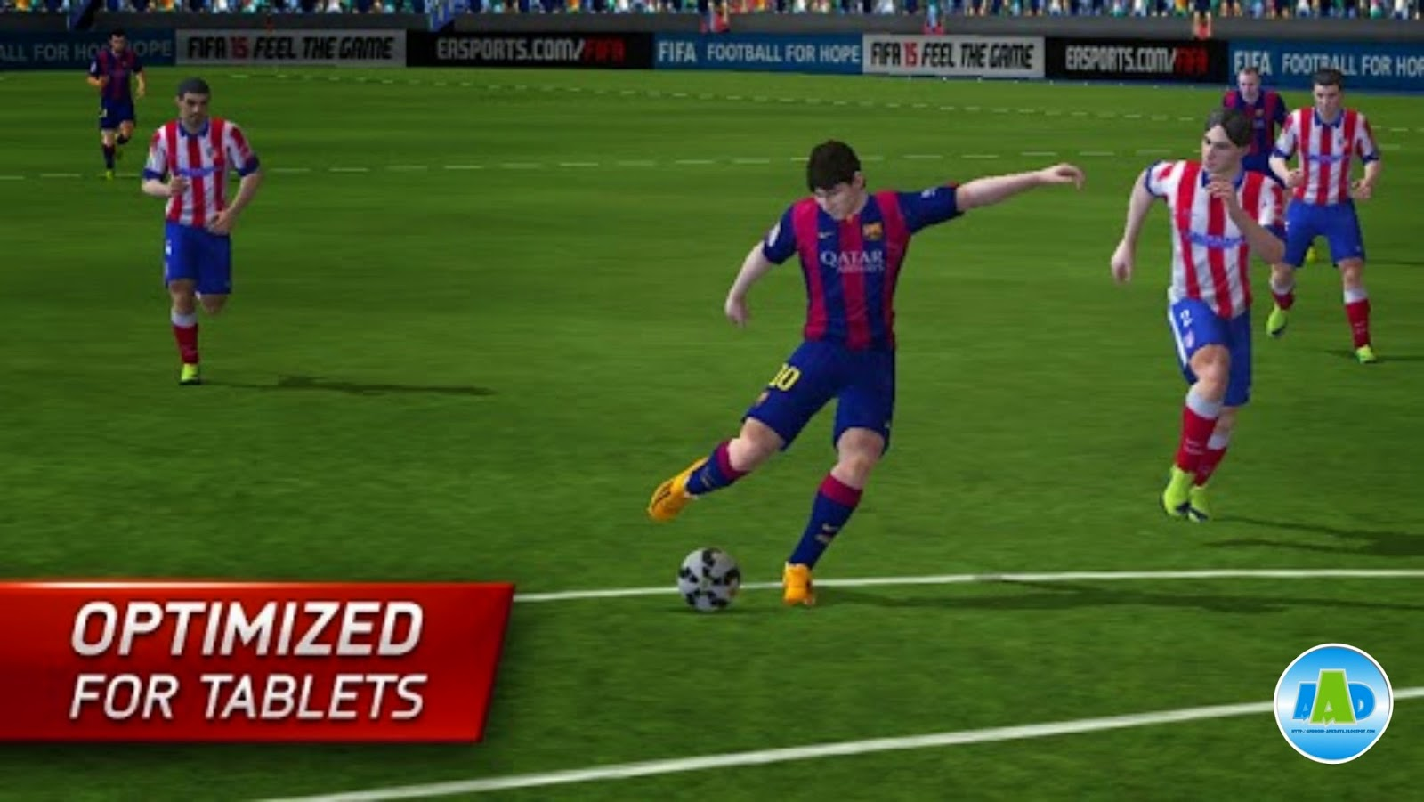 FIFA 15 Ultimate Team Apk Data Android