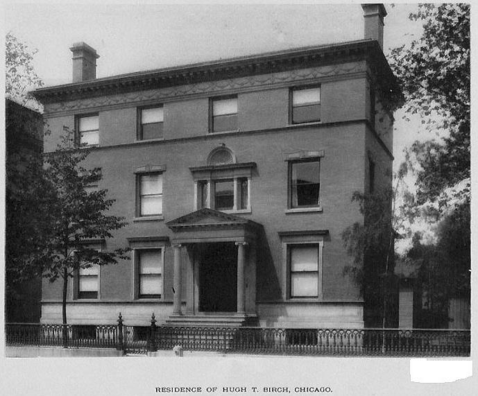 1912 S Michigan Ave Chicago 1891 Classic American