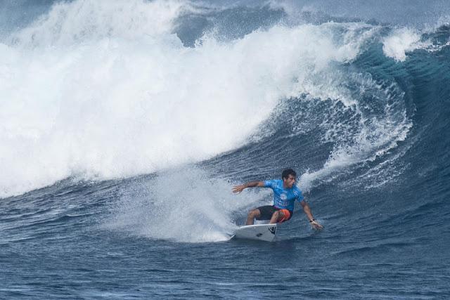 8 Jeremy Flores Fiji Pro 2015 Foto WSL Stephen Robertson