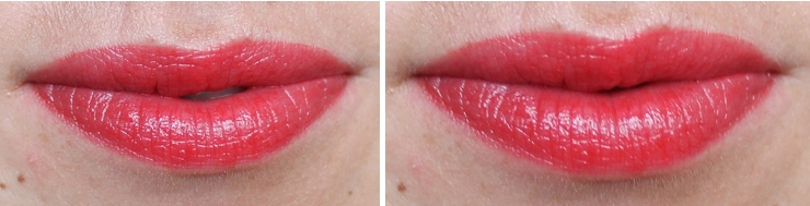 mac 5 alarm lipstick review swatch