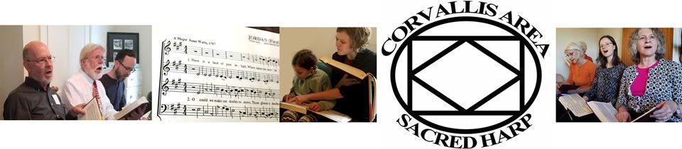 Corvallis Area Sacred Harp