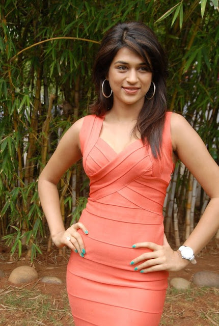 Shraddha Das in Skirt New Photoshoot Stills