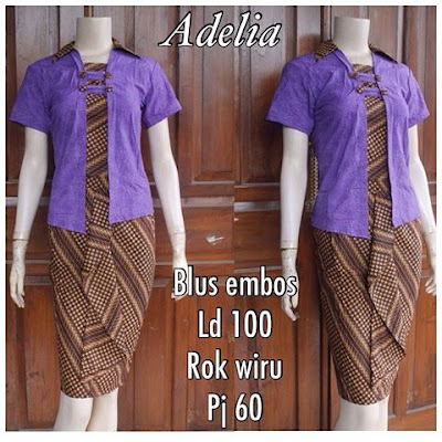 Kebaya Adelia Kbw-240