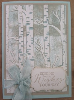 Christmas embossing  Zena Kennedy independent Stampin Up demonstrator,