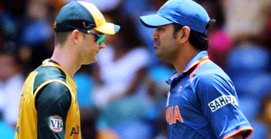 India vs Australia Tour October 2013 Schedule, Fixtures