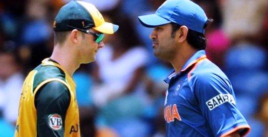 India vs Australia (Ind vs Aus) 2nd ODI Match Live Score 16th Oct 2013