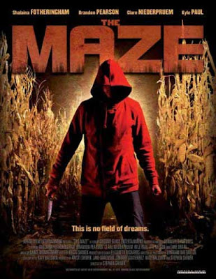 the maze
