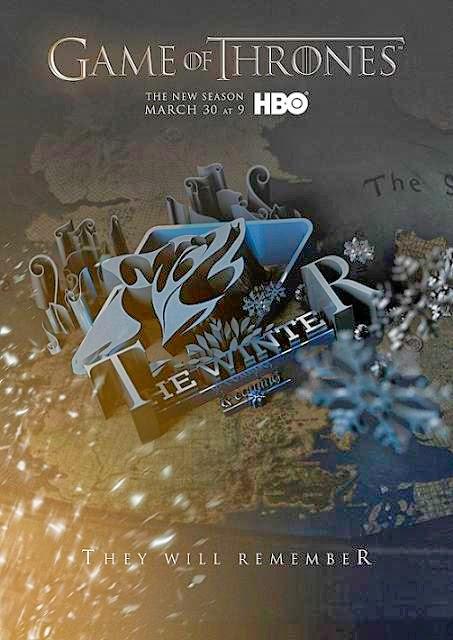 Game Of Thrones Temp.4 (2014) m720p(1.5GB) y 720p ligero(860MB) HDTV mkv Dual Audio