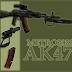Arma AK 47 (METRO 2033)