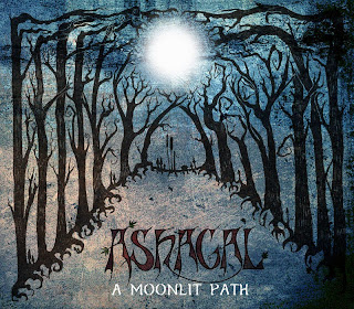 A Moonlit Path by Ashagal/Artwork Sarah Turpin