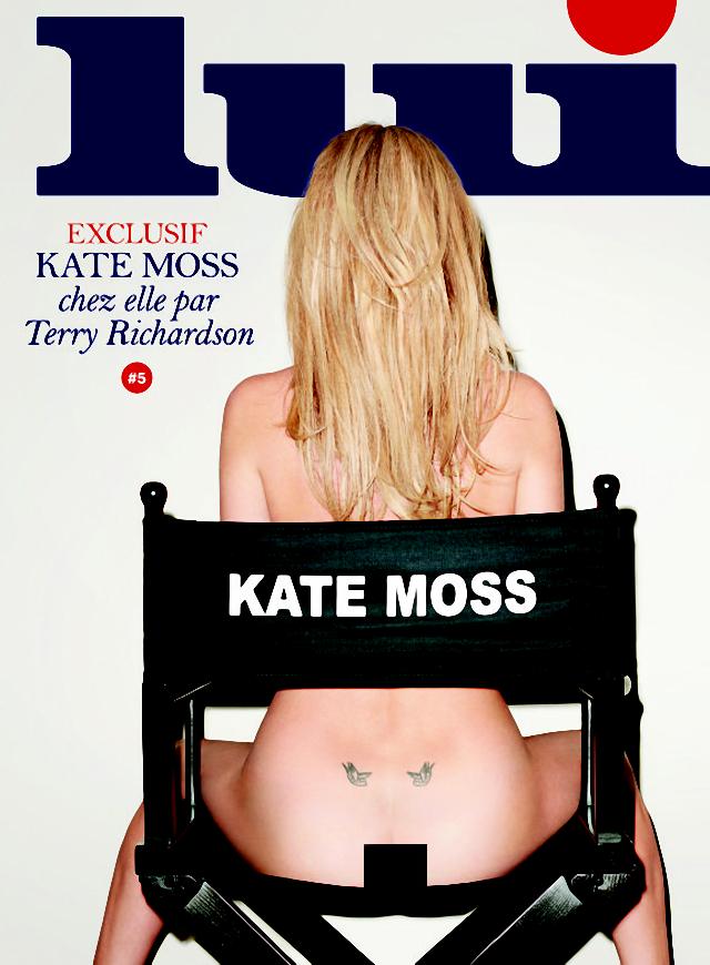 Siguen los desnudos para Kate Moss