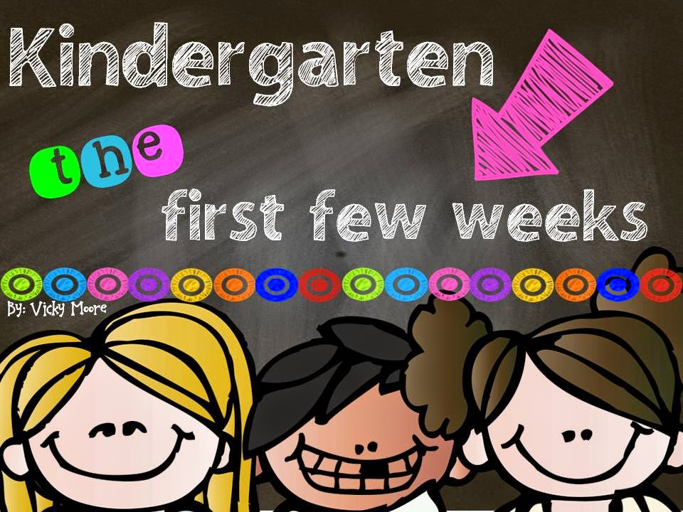 http://www.teacherspayteachers.com/Product/First-few-week-of-Kindergarten-Pack-1309972