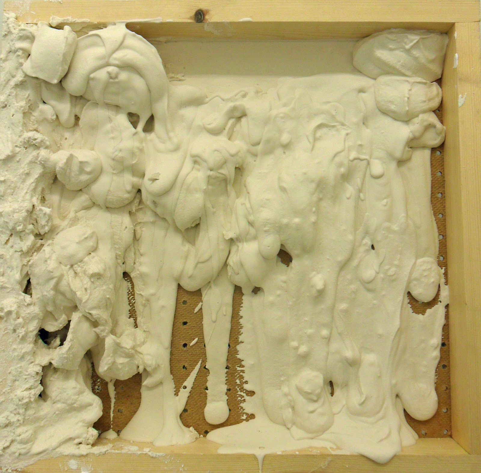 Tara Parmar Art Foundation : Using Plaster