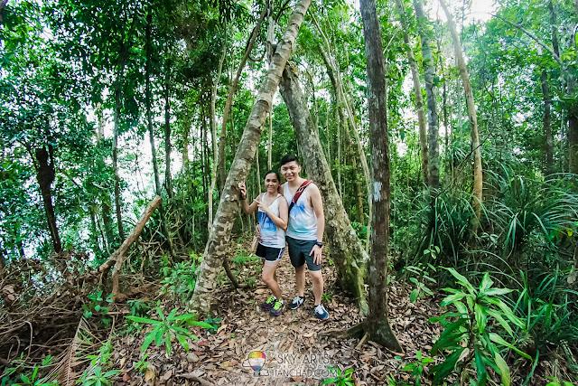 Jungle Walk @ Club Med Cherating