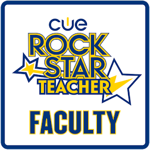 CUE Rock Star Faculty