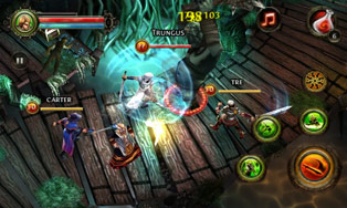 Dungeon Hunter HD