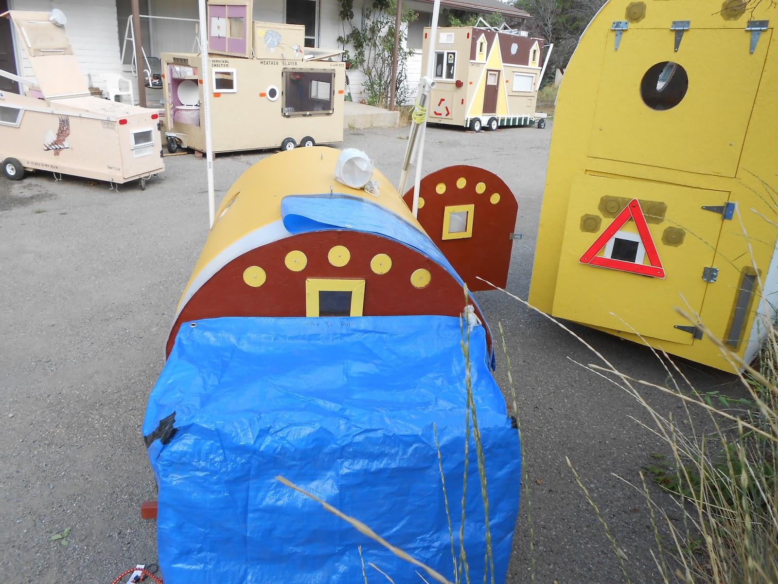 Pods For The Homeless Shelter : Pix grove survival pods for homeless