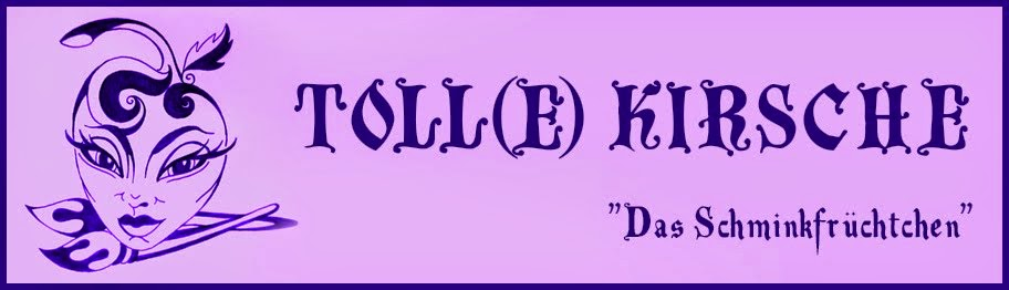 "TOLL(E) KIRSCHE ""Das Schminkfrüchtchen"""