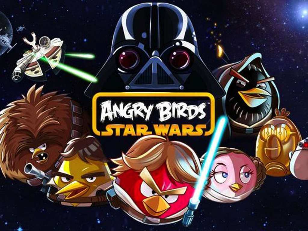 Angry birds star wars mr rec - Angry birds star wars 8 ...