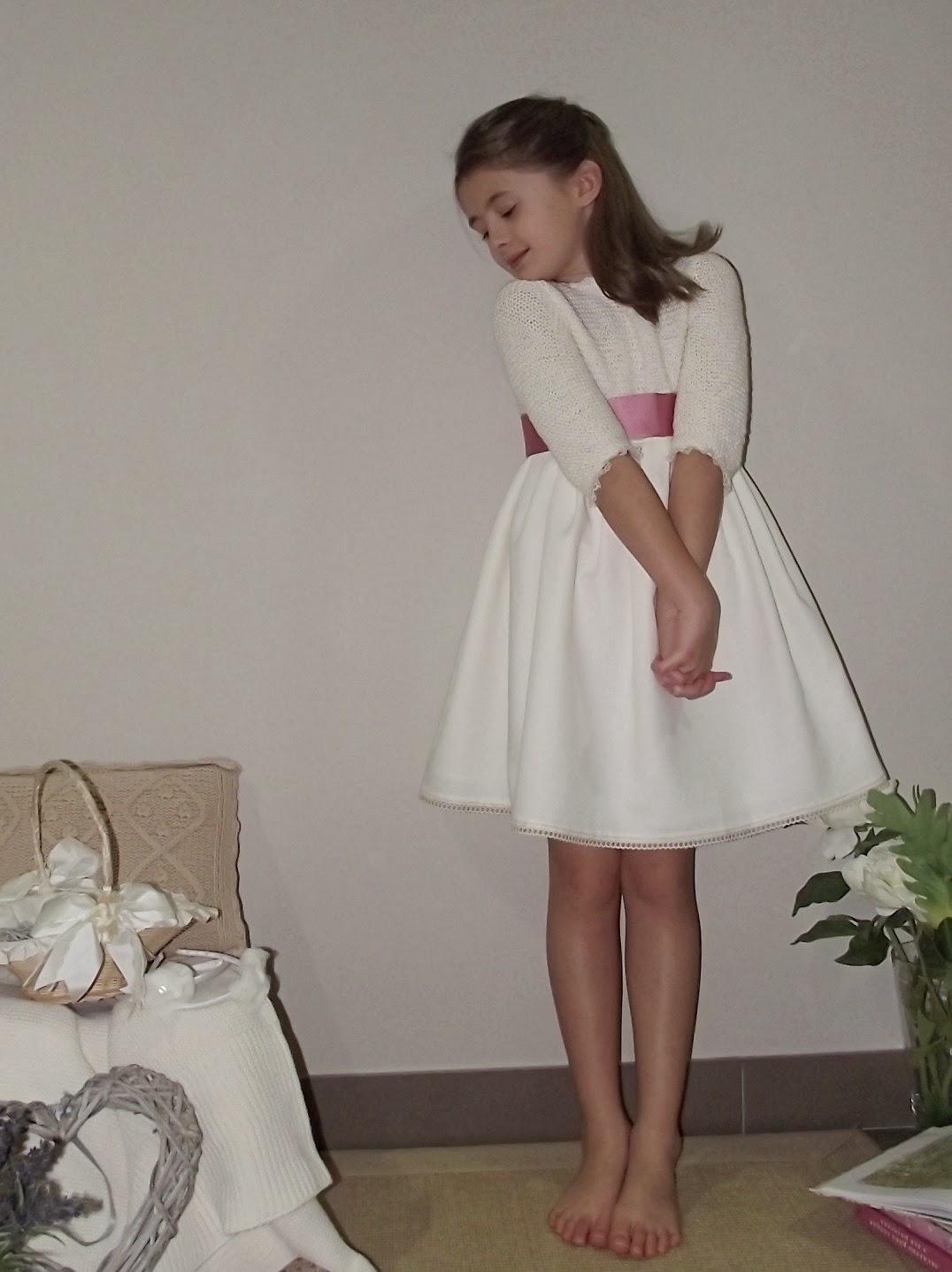Vestidos comunion nina economicos
