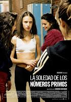 Imagen oficial de la película 'La soledad de los números primos'