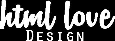 HTML Love Design