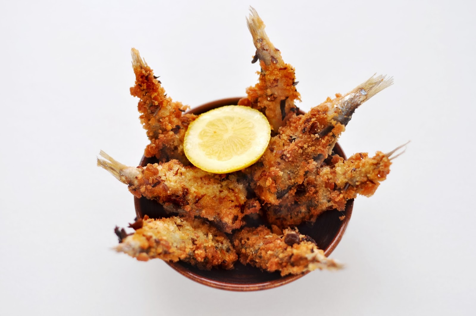 Deep Fried Chilli Sprats
