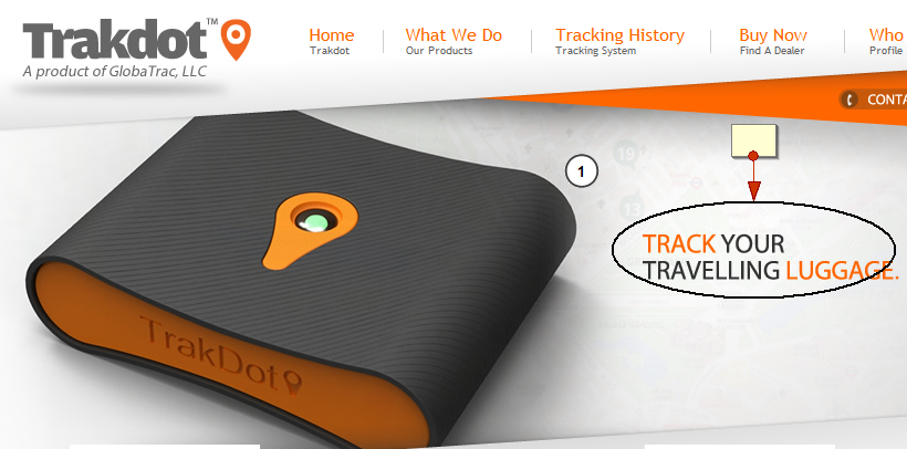 Inderz World: Never lose your luggage ever again