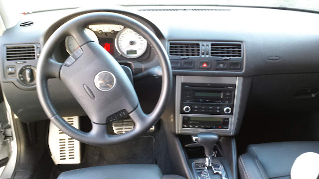 VW Golf GT 2.0 Automático 2013 - intnerior