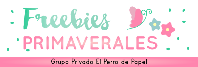 Freebies Primavera 2015