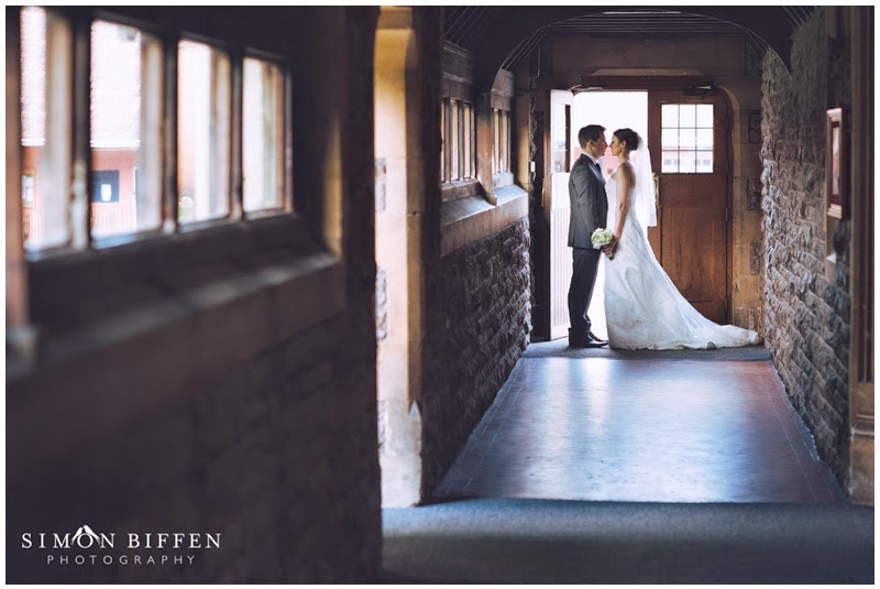 Wedding photography at Taunton School