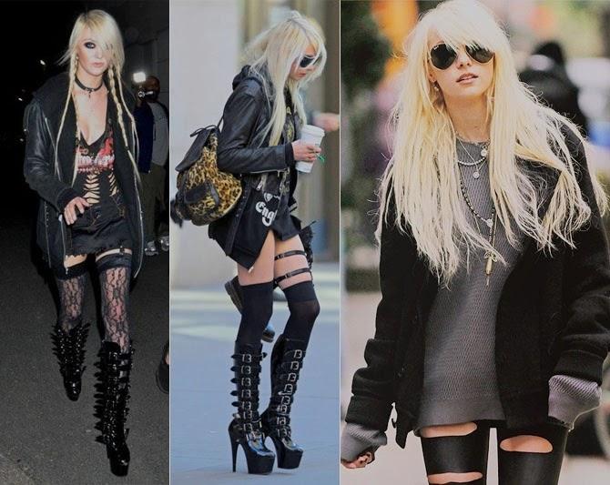 Moda E Amor Girls Rock Style