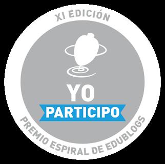 XI Edición Premio Espiral de Edublogs