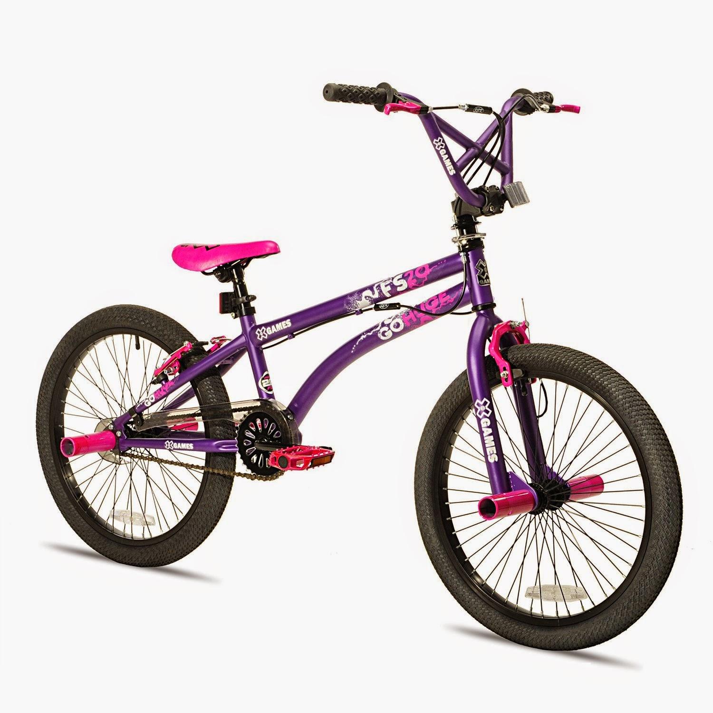 X Games Bmx Bikes Exercise Bike Zone: X-...
