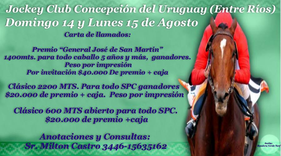 llamados uruguay