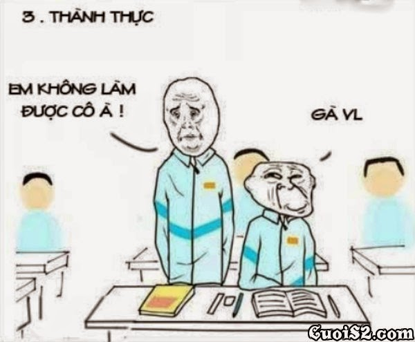 truyện cười tuổi học trò