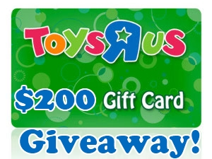 Toys R Us Gift Card or Paypal Cash International Giveaway