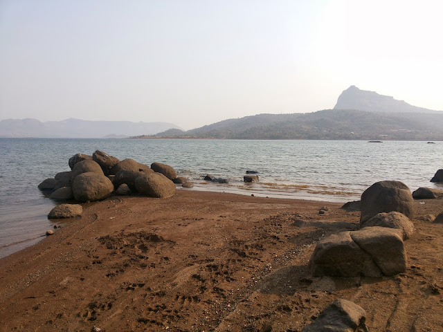 A ride to Pawana Lake