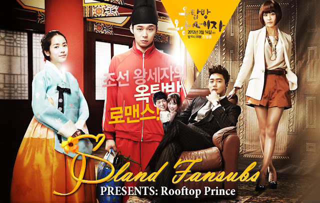 Subtitle Indonesia Rooftop Prince