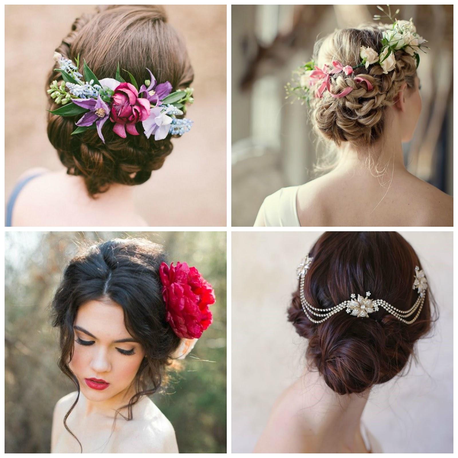 TODO NOVIAS Recogidos ideales para combinar con tu vestido de novia