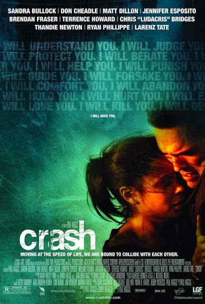 a review of crash a movie by paul haggis Summary: crash is a 2004 american drama film co-written, produced and  directed by paul haggis the film is about racial and social tensions in los  angeles,.