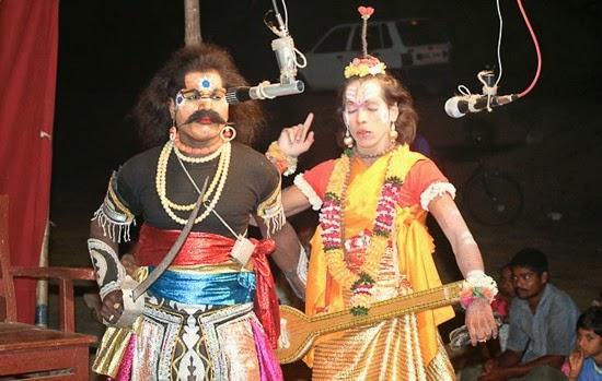 Malvani Dashavatar Drama