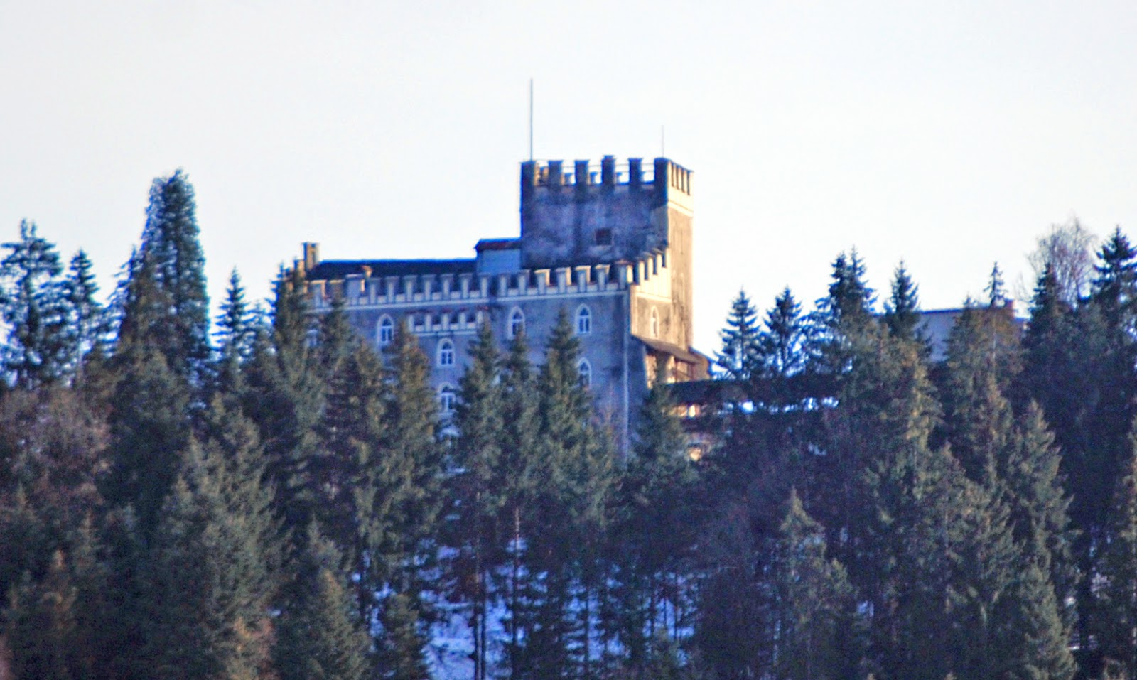 Castillo de Itter