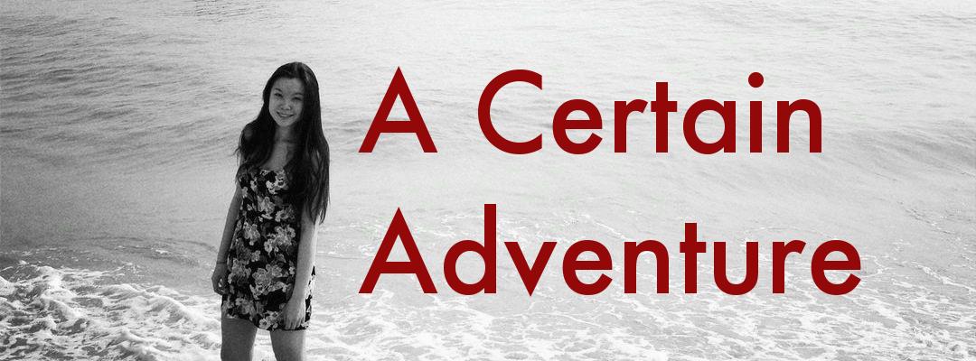 A Certain Adventure