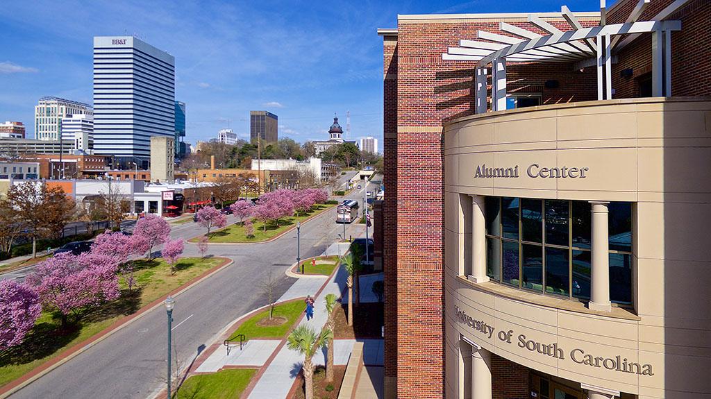 USC Alumni Center